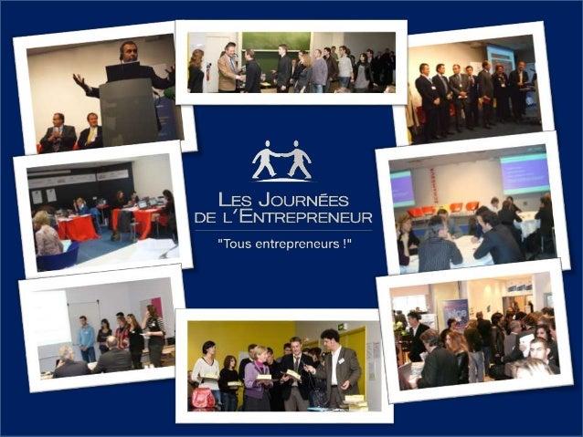 Permis d'Entreprendre Au Salon des Entrepreneurs , 17 et 18 novembre