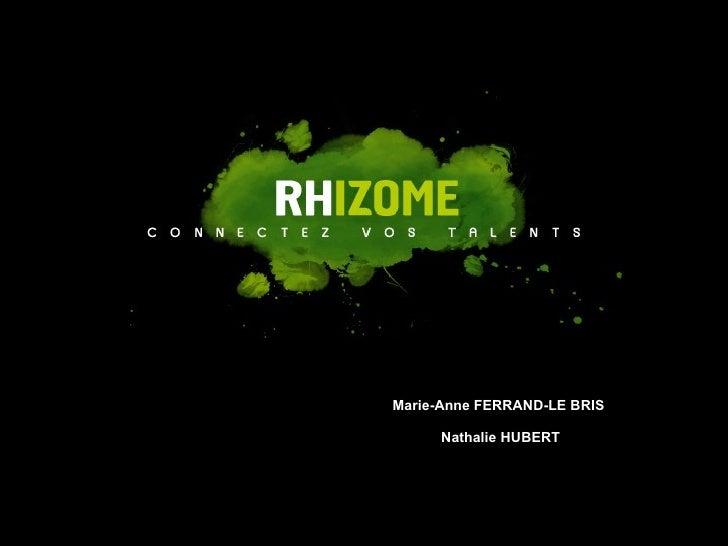 Presentation RHIZOME