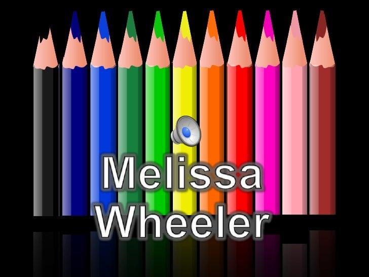 Melissa Wheeler<br />