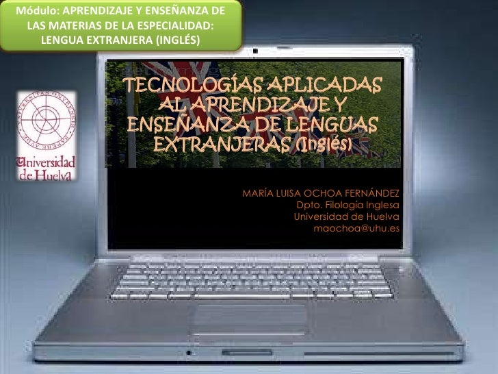Using ICT in the Teaching and Learning of a Foreign Language
