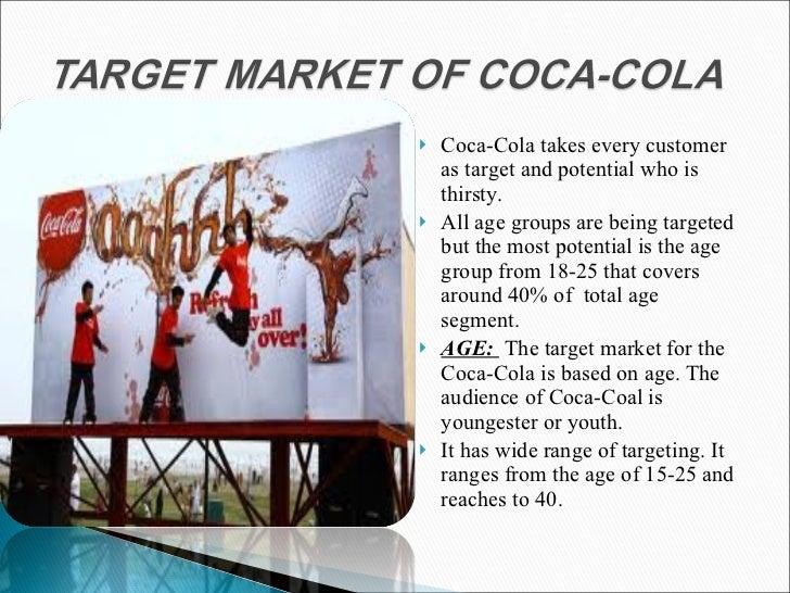 Market segmentation targeting and positioning of coca colatrabajos