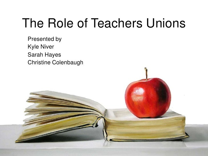 role of teachers