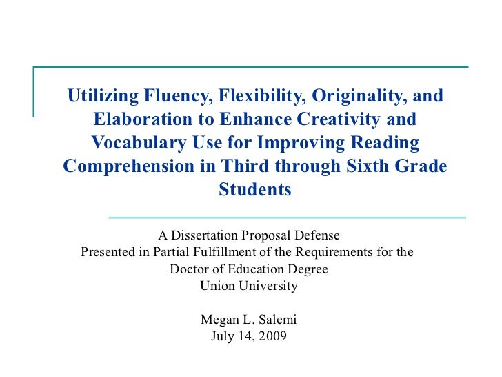 Creativity Presentation