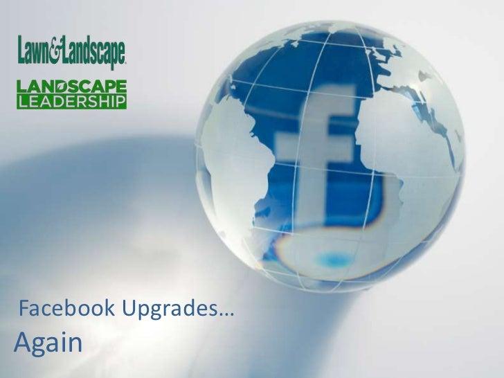 Facebook Updates Fan Pages (webinar)