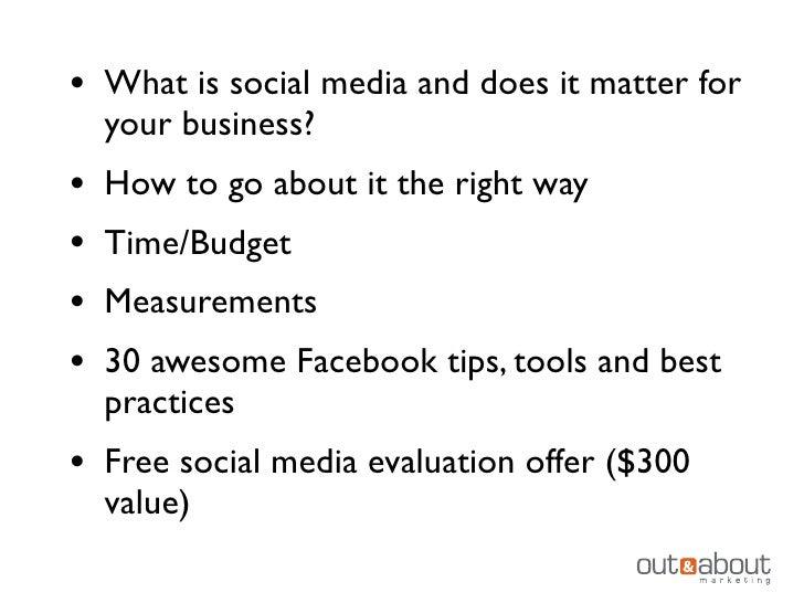 Build your business through social media