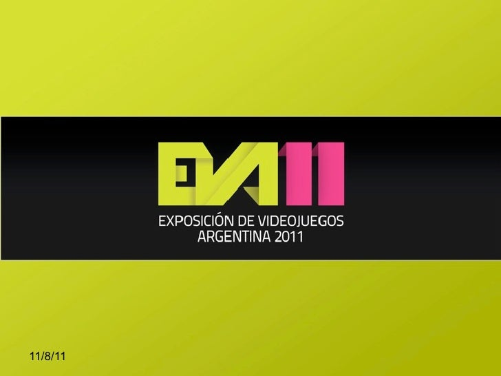 EVA 2011 - Desarrollo de Videojuegos con HTML5, CSS3 and JavaScript