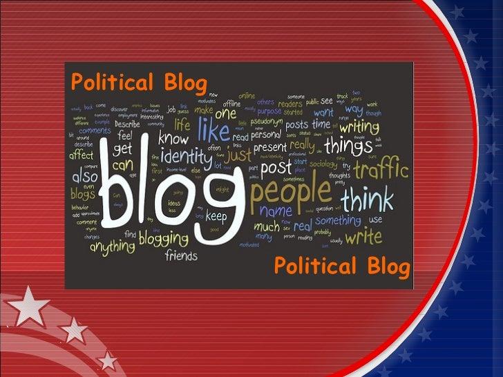 Political Blog                 Political Blog