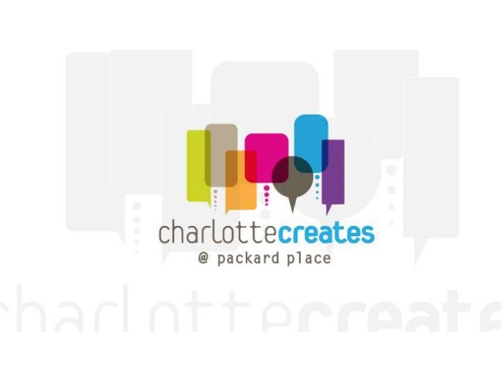 Charlotte Creates @ Packard Place