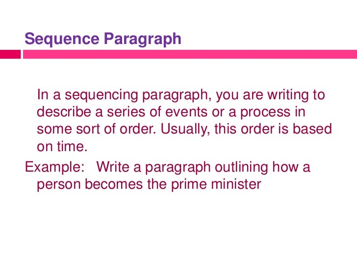 sequence essay example 12 analyse the difference between sequence of development and rate of development and why the distinction is important it is important that this is monitored closely and the distinction between sequence and rate is defined as it can help to distinguish if a child has special, educational needs.