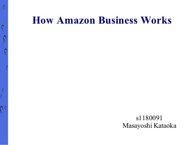 How Amazon Business Works