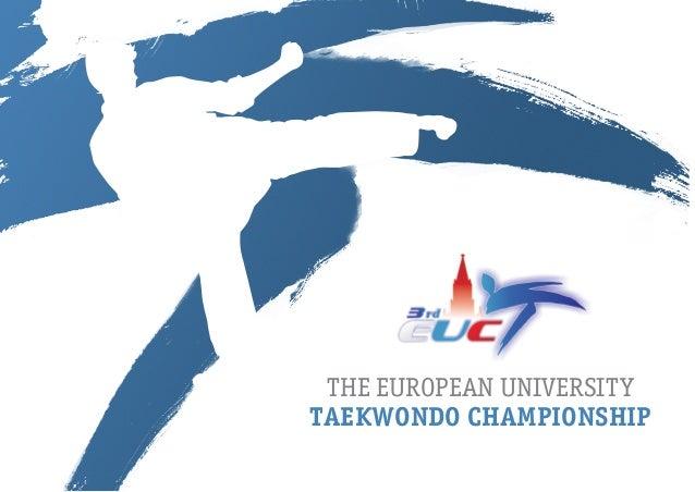 The European University Taekwondo Championship