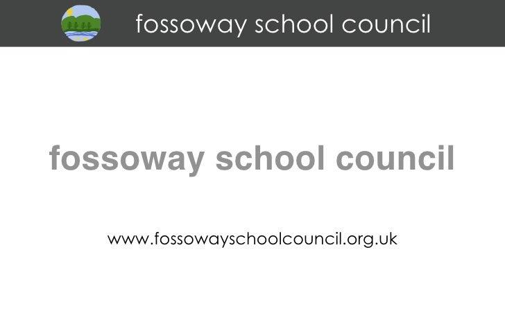 fossoway school council     fossoway school council     www.fossowayschoolcouncil.org.uk