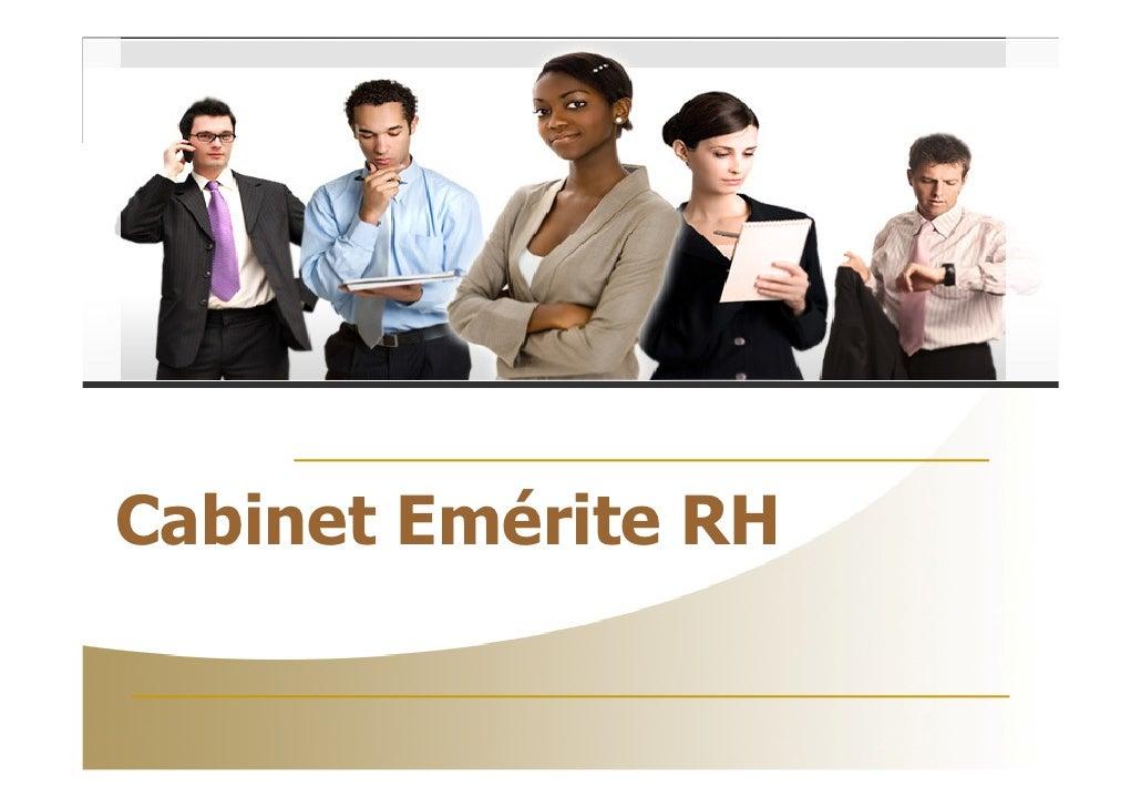 Cabinet Emérite RH