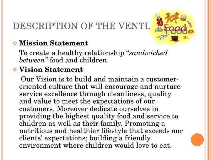sample vision business plan