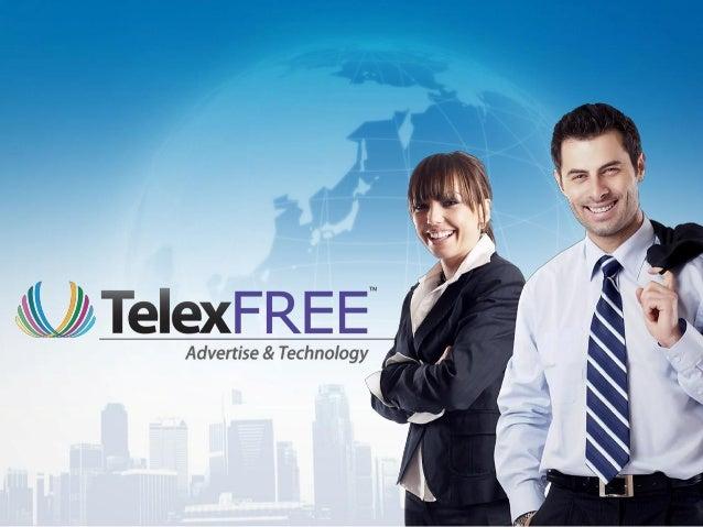 QUEM É A TELEXFREE?   Fundador Presidente da TelexFREE    Estados Unidos   Sr. James Merrill.                 Marlborough ...