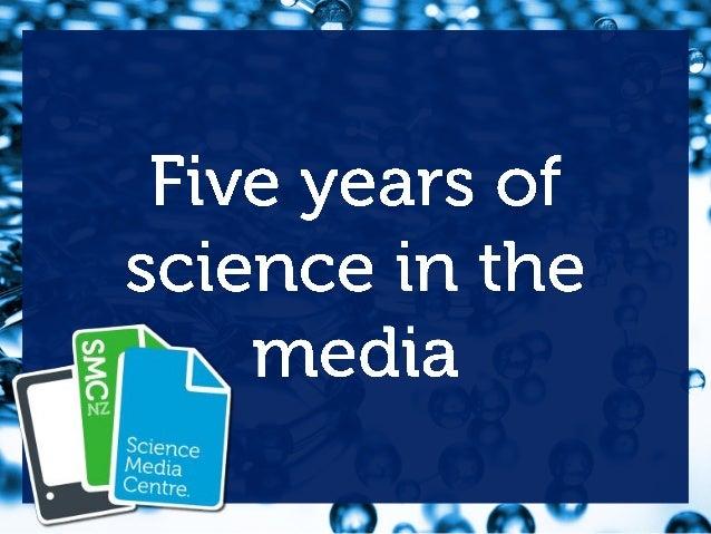 Presentation slides - SMC 5 year