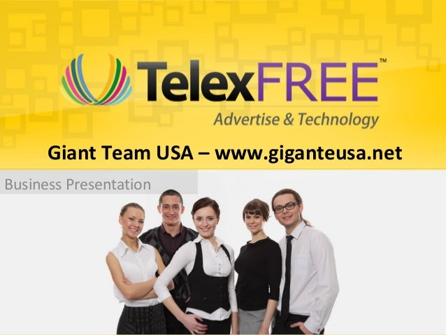 Business Presentation Giant Team USA – www.giganteusa.net