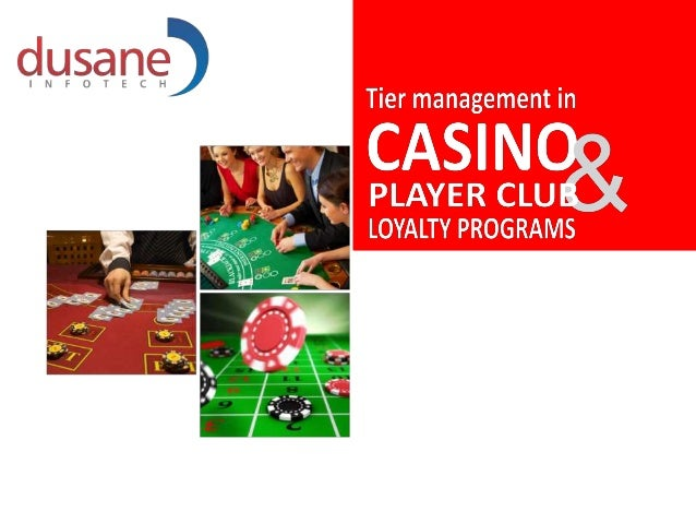 casino players club manager