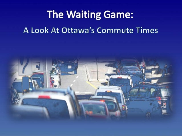 72% of Ottawa drivers are fed up with their daily commute, according to the Ottawa Sun