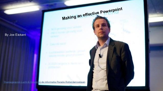 Garr Reynolds Top 10 powerpoint tips