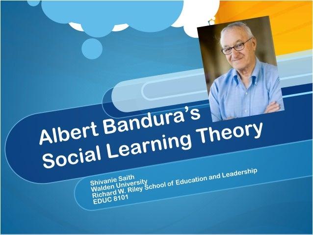 Powerpoint on Bandura