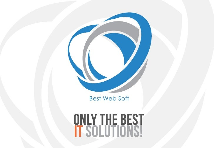 Only The BestIT Solutions!