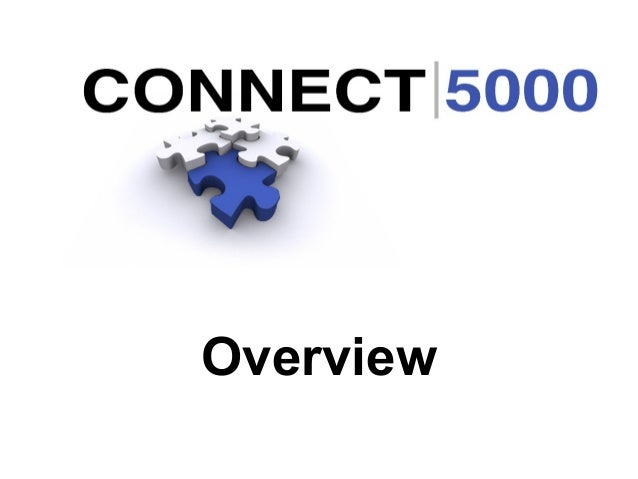 Connect 5000 Lead Generation Campaign and Overview