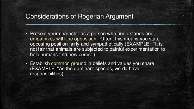 Rogerian Argument Essay topics - due tonight!?