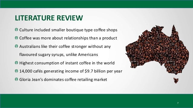 literature review of starbucks Literature review a fundamental question of this research is essentially: what has gone wrong with the starbucks brand has negative customer association taken place, or has the positive.