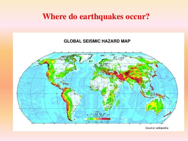 does the impact of earthquake hazards Mission areas l2 landing page tabs  earthquake hazards, fish & wildlife  the very nature of natural hazards means that they have the potential to impact a.