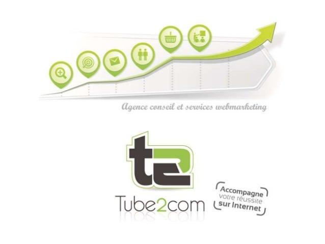L'agence Crée en 2010, Tube2Com est une agence 100% webmarketing, spécialisée en développement de visibilité et de chiffre...
