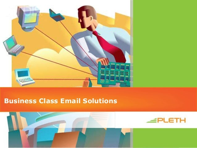 Business Class Email Solutions