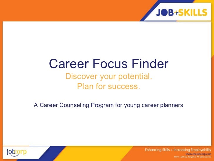 importance of career counseling A career counselor can assist you to develop coping skills to manage anxiety, deal with rejections, disappointments, grieving issues, lacking of confidence, stress, and/or depression associated with career choices, among others.