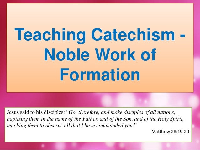 teaching as a noblest profession