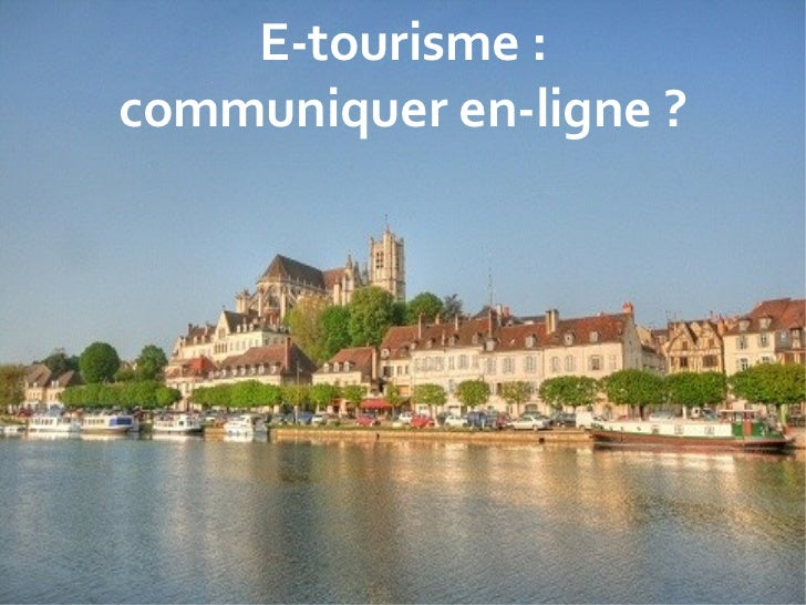 E-tourisme:communiqueren-ligne?