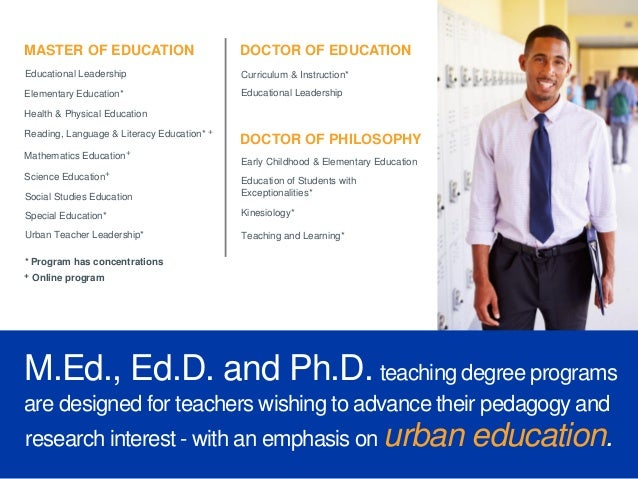 Eed degree