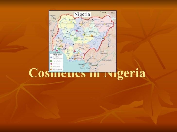 Presentation_ Comestics in Nigeria.ppt