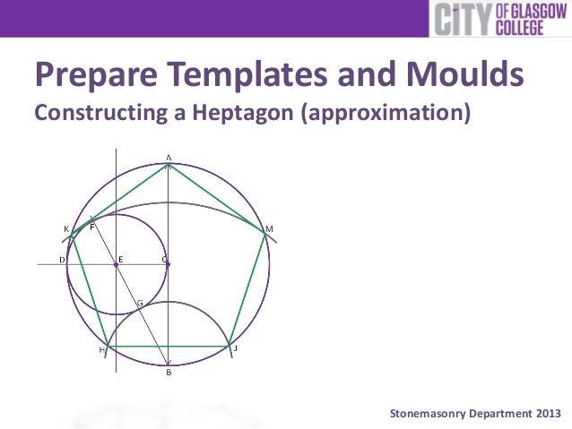 Presentation   constructing a heptagon