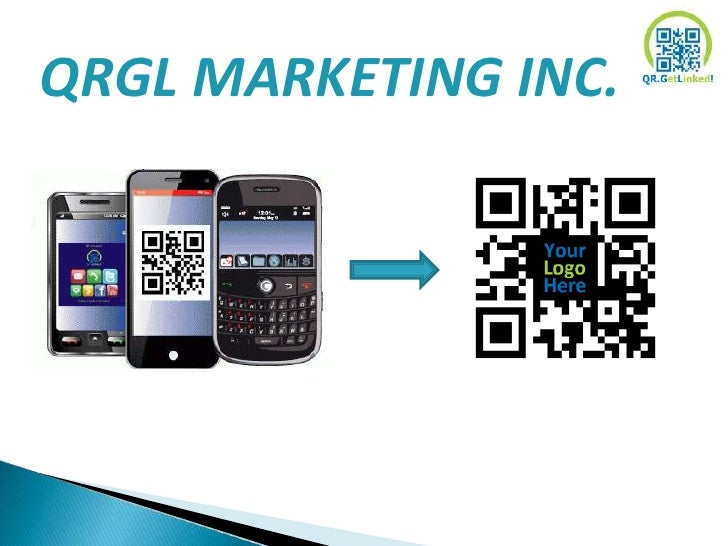 QRGL MARKETING INC.