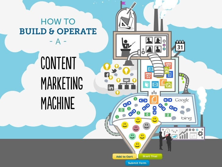 HOW TOBuild & Operate      -A-    Content    Marketing    Machine                  Add to Cart    Start Trial             ...