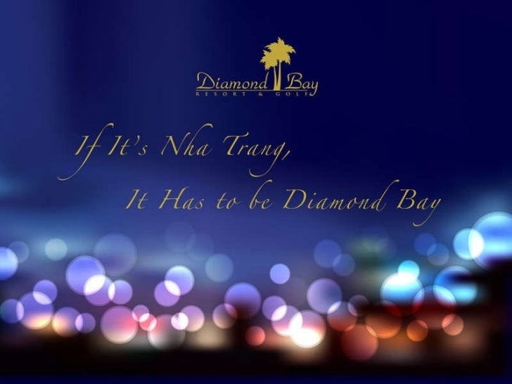 Presentation diamond bay