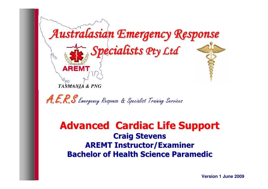 Australasian Emergency Response        Specialists Pty Ltd    TASMANIA & PNGA.E.R.S Emergency Response & Specialist Traini...