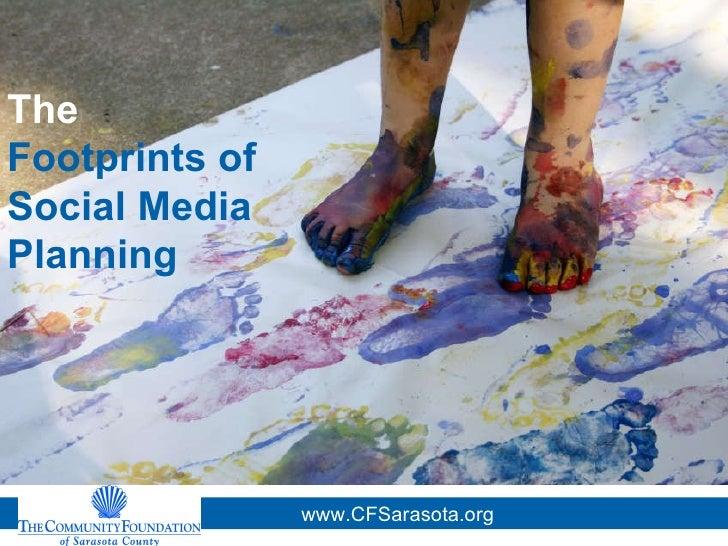 June 4: Footprints of Social Media Planning