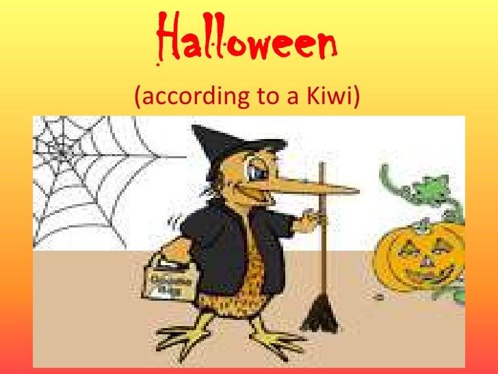 Presentation   halloween
