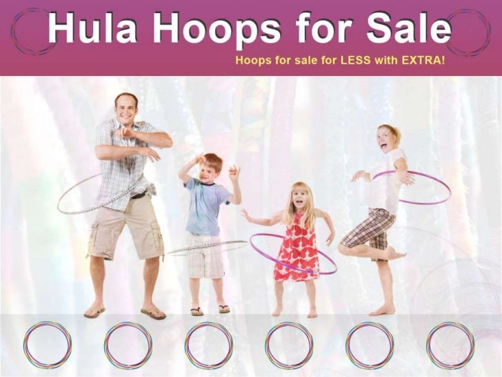 Hula Hoops For Sale – Tone Your Body