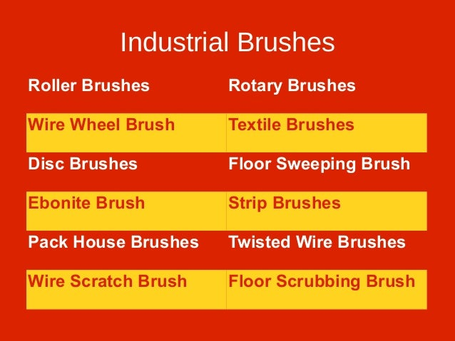 Industrial Brushes Roller Brushes Rotary Brushes Wire Wheel Brush Textile Brushes Disc Brushes Floor Sweeping Brush Ebonit...