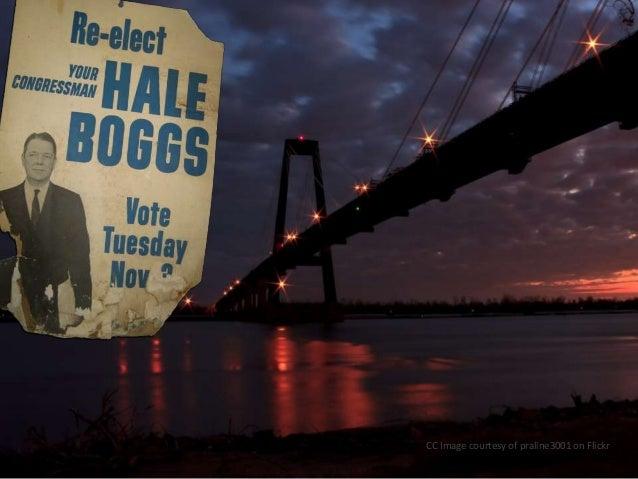 Build Bridges Not Just Levees - NTAC 2013