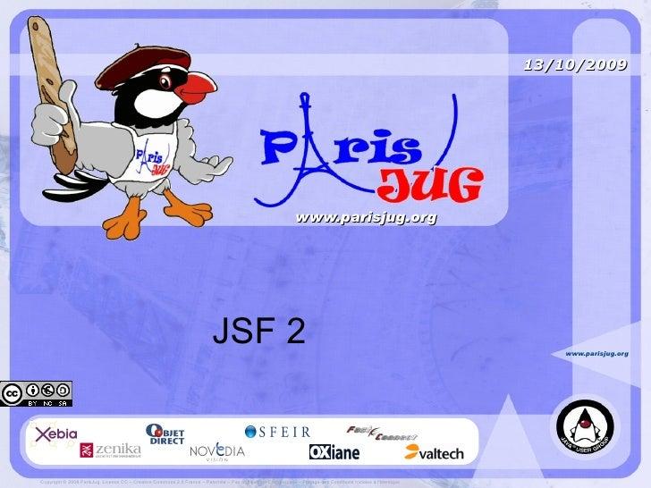 JSF 2 Damien Gouyette et François Petitit