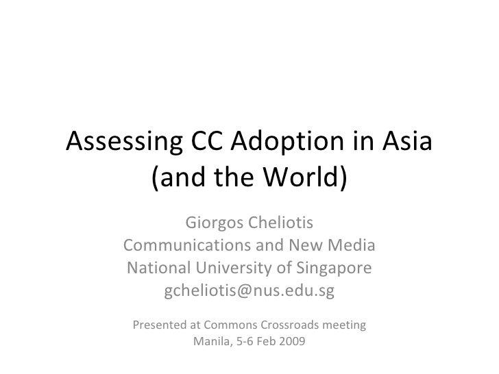 Presentation Manila
