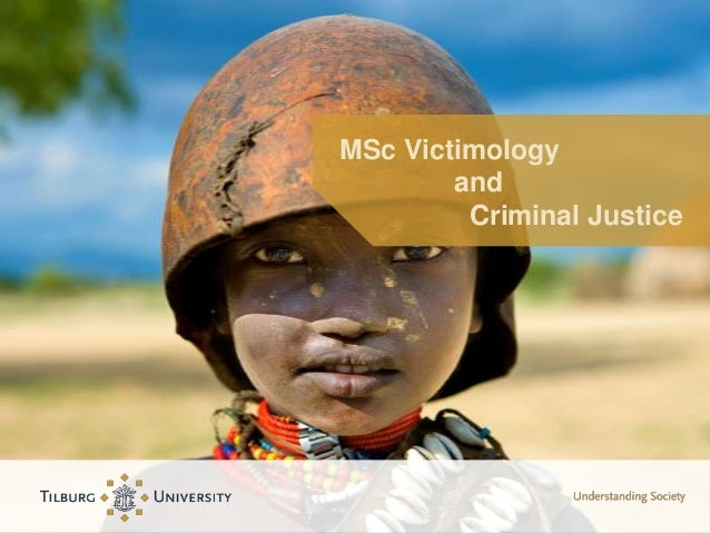 MSc Victimology and Criminal Justice